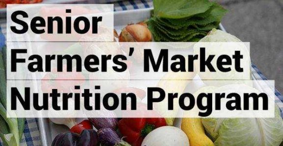 Senior Nutrition Voucher Distribution