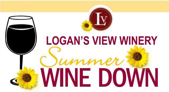 LVW Summer Wine Down Event