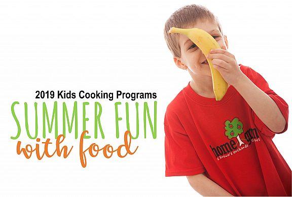 Kids Cooking Program
